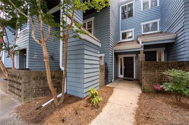 419 8th Street #52, Charlotte, NC 28202 (#3640713) :: The Elite Group