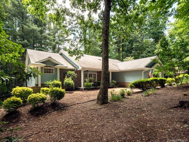144 Sweetwater Hills Drive, Hendersonville, NC 28791 (#3640757) :: MartinGroup Properties