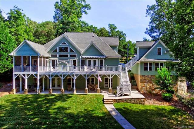 8779 Dog Leg Road, Sherrills Ford, NC 28673 (#3640770) :: Mossy Oak Properties Land and Luxury