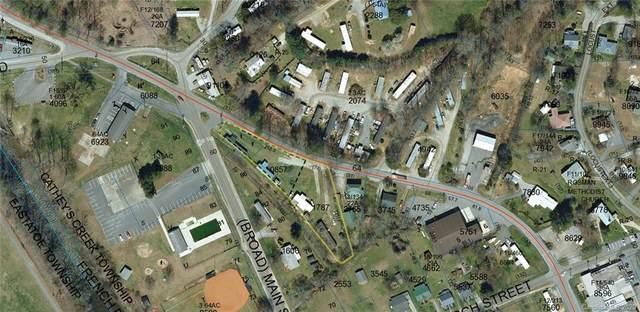 TBD Us Highway 64 Highway, Rosman, NC 28772 (#3640800) :: Keller Williams Professionals