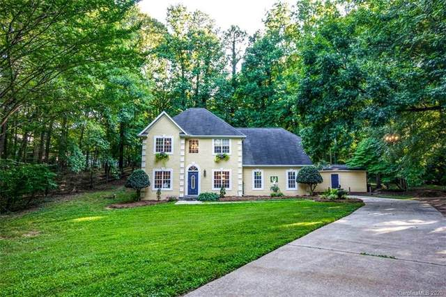 10410 Edwards Place, Mint Hill, NC 28227 (#3640831) :: Burton Real Estate Group