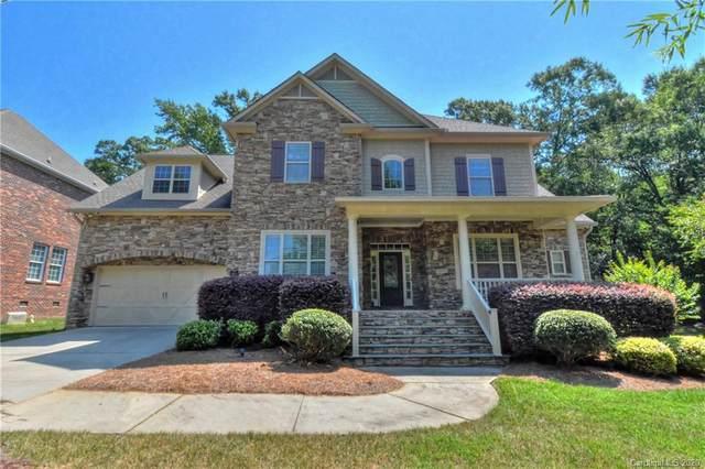 12622 Telfair Meadow Drive, Mint Hill, NC 28227 (#3640849) :: Robert Greene Real Estate, Inc.