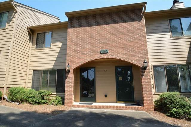 419 E Broad Street E D2, Statesville, NC 28677 (#3640884) :: Mossy Oak Properties Land and Luxury