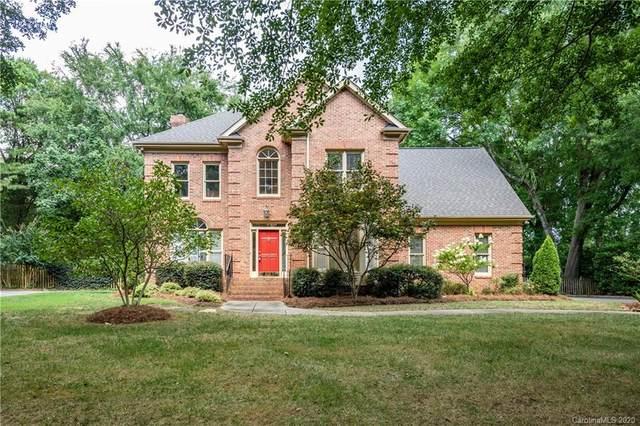 9438 Penshurst Trace, Charlotte, NC 28210 (#3640890) :: Robert Greene Real Estate, Inc.
