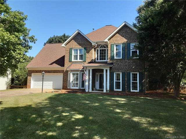 1628 Thornblade Ridge Drive, Matthews, NC 28105 (#3640895) :: High Performance Real Estate Advisors