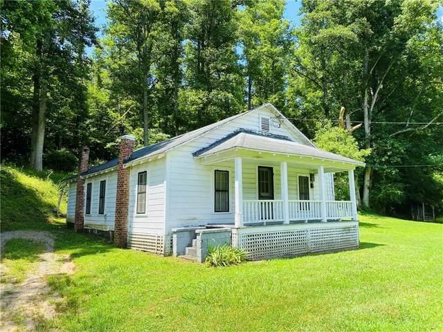 2563 Zacks Fork Road, Lenoir, NC 28645 (#3640897) :: Zanthia Hastings Team