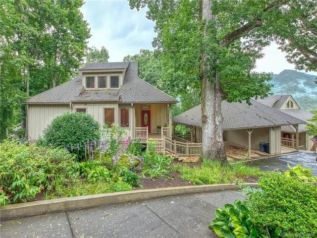 18 Ruffed Grouse Lane, Waynesville, NC 28786 (#3640905) :: Rinehart Realty