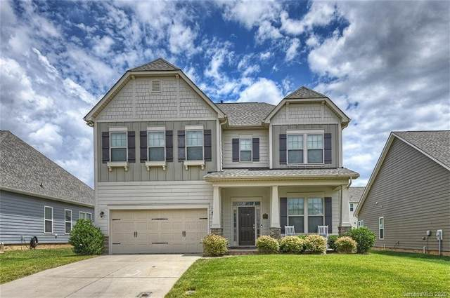 1026 Thessallian Lane, Indian Trail, NC 28079 (#3640925) :: Rinehart Realty