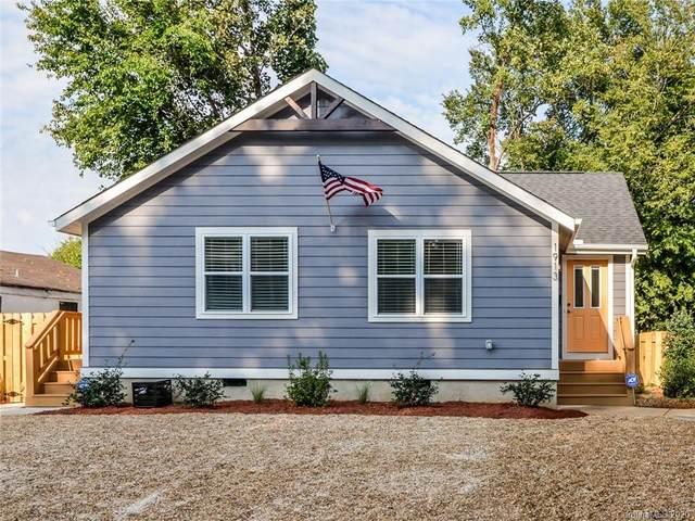1913 & 1915 Harrill Street, Charlotte, NC 28205 (#3640942) :: LePage Johnson Realty Group, LLC