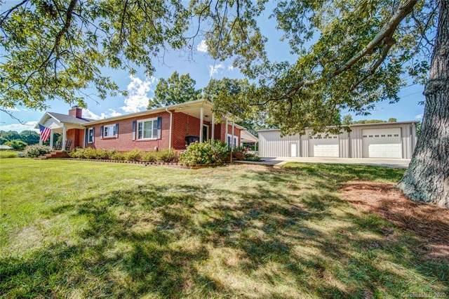 6680 Nc Highway 152 W, Mooresville, NC 28115 (#3640974) :: Cloninger Properties