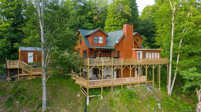 55 Penny Lane, Mars Hill, NC 28754 (#3640979) :: Carlyle Properties