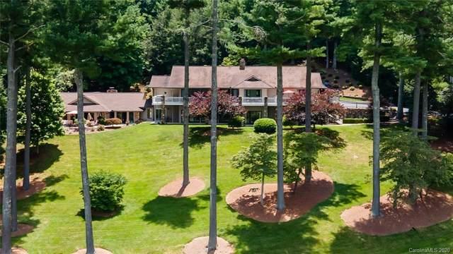 101 Tarnhill Drive, Flat Rock, NC 28731 (#3641030) :: Caulder Realty and Land Co.