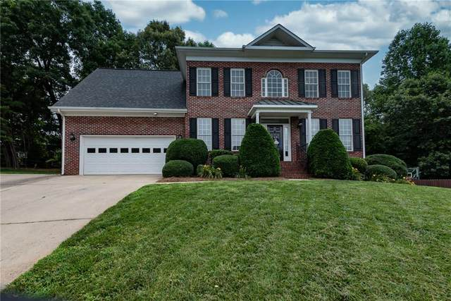 1136 38th Avenue NE, Hickory, NC 28601 (#3641050) :: High Performance Real Estate Advisors