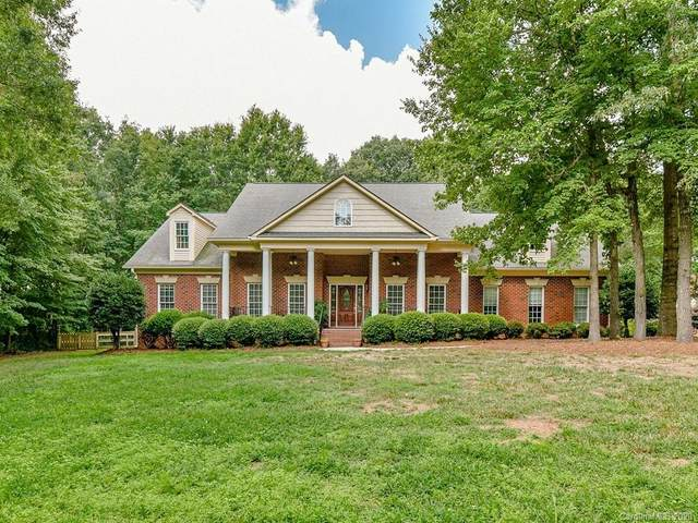3204 E Lawyers Road, Monroe, NC 28110 (#3641078) :: Rinehart Realty