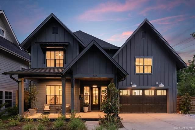 1520 Brook Road, Charlotte, NC 28205 (#3641101) :: Homes Charlotte