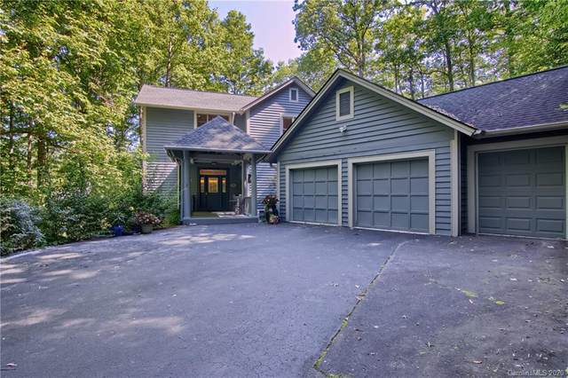 54 Old Hickory Trail, Hendersonville, NC 28739 (#3641200) :: Robert Greene Real Estate, Inc.