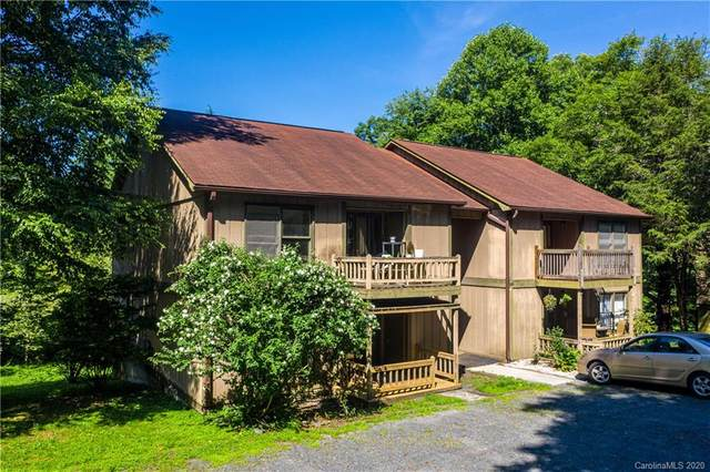 651 Overlook Drive Unit A, Spruce Pine, NC 28777 (#3641241) :: DK Professionals Realty Lake Lure Inc.