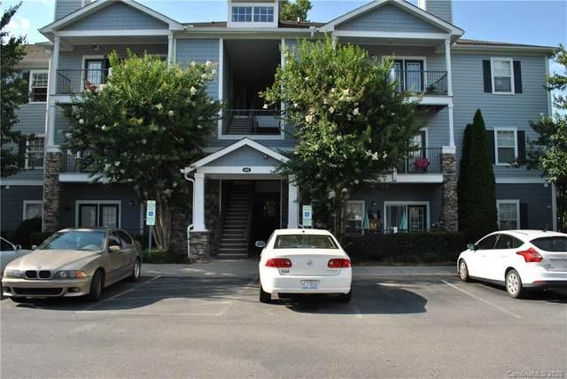 400 Vista Lake Drive #105, Candler, NC 28715 (#3641335) :: LePage Johnson Realty Group, LLC