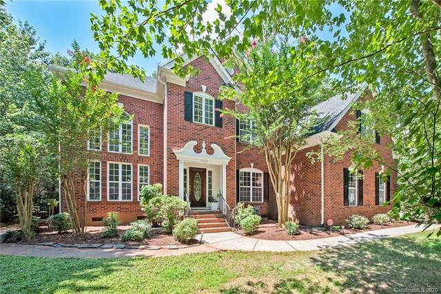 15613 Glen Miro Drive, Huntersville, NC 28078 (#3641340) :: Rinehart Realty
