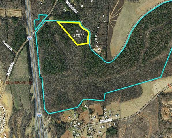 00 Parkertown Road, Troutman, NC 28166 (#3641373) :: Stephen Cooley Real Estate Group