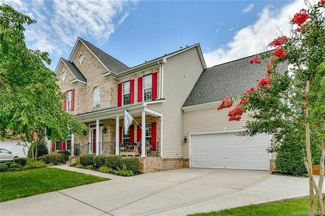 9742 Capella Avenue NW, Concord, NC 28027 (#3641474) :: Stephen Cooley Real Estate Group