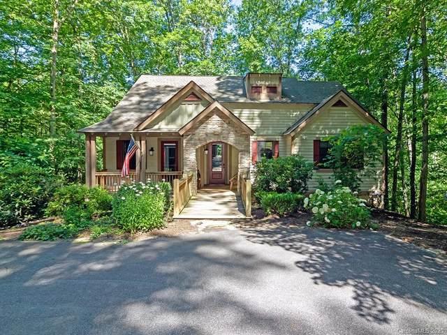 210 Grandview Drive, Tuckasegee, NC 28783 (#3641509) :: BluAxis Realty