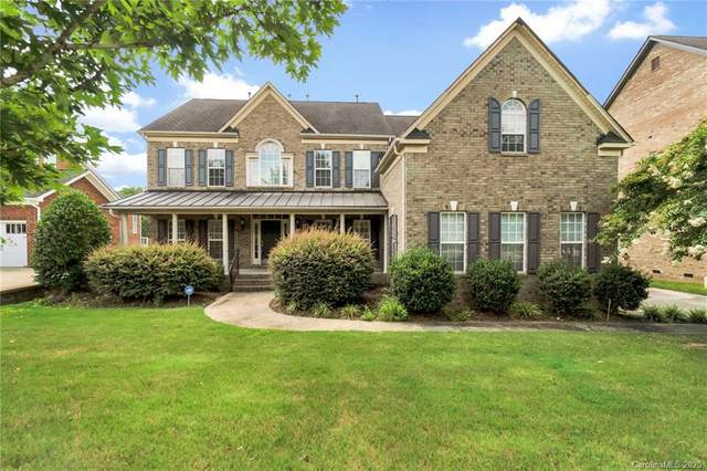 1115 Crooked River Drive, Waxhaw, NC 28173 (#3641519) :: Homes Charlotte