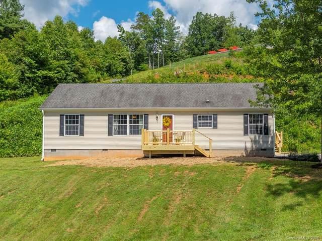45 Ben Mattrose Drive, Waynesville, NC 28786 (#3641540) :: Cloninger Properties