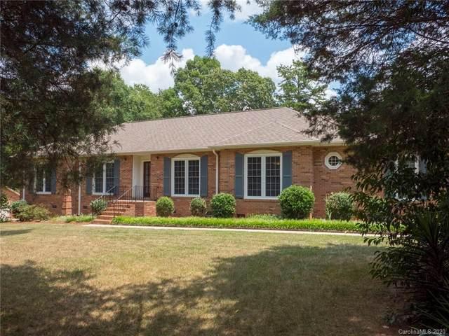 5440 Bedfordshire Avenue #44, Harrisburg, NC 28075 (#3641551) :: Puma & Associates Realty Inc.