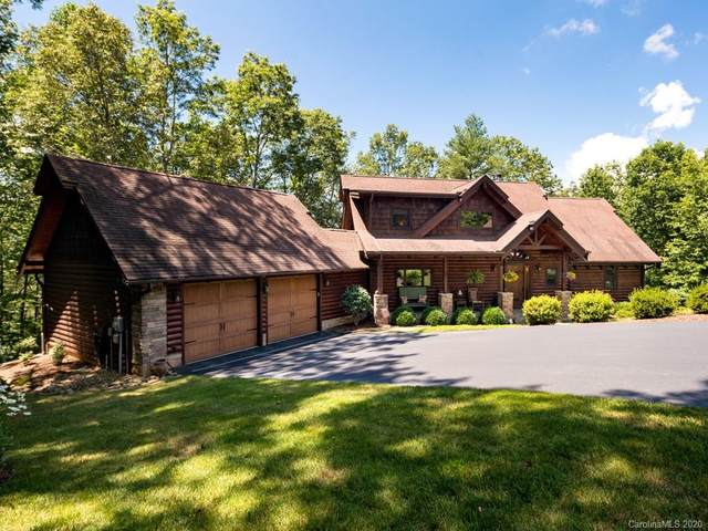 2100 Deep Woods Drive, Hendersonville, NC 28739 (#3641555) :: Puma & Associates Realty Inc.