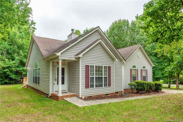 128 Kingfisher Drive #10, Mooresville, NC 28117 (#3641579) :: Premier Realty NC