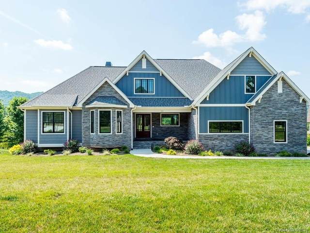 124 Saddle Ridge Drive, Alexander, NC 28701 (#3641676) :: Rinehart Realty