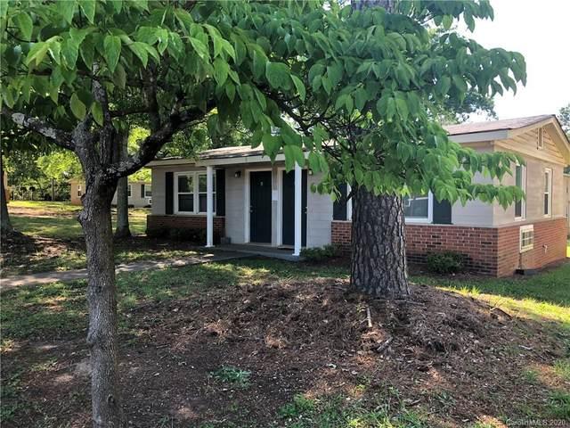201 Chandler Drive Bldg 8 Unit A, Gaffney, SC 29340 (#3641741) :: High Performance Real Estate Advisors
