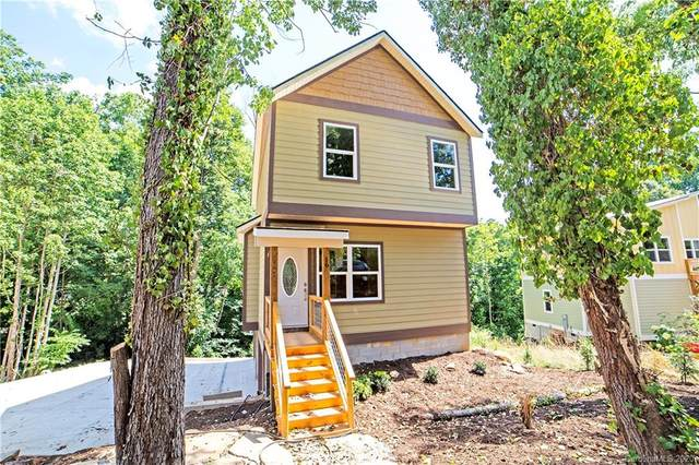 16 Crestwood Lane, Candler, NC 28715 (#3641798) :: Rinehart Realty