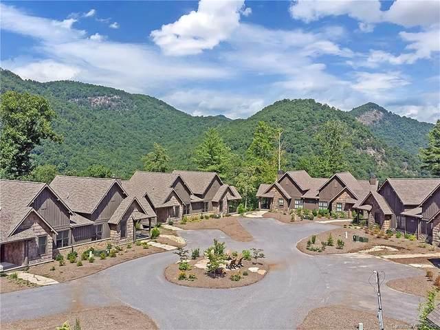 20 Saddle Notch Lane #11, Tuckasegee, NC 28783 (#3641888) :: Robert Greene Real Estate, Inc.