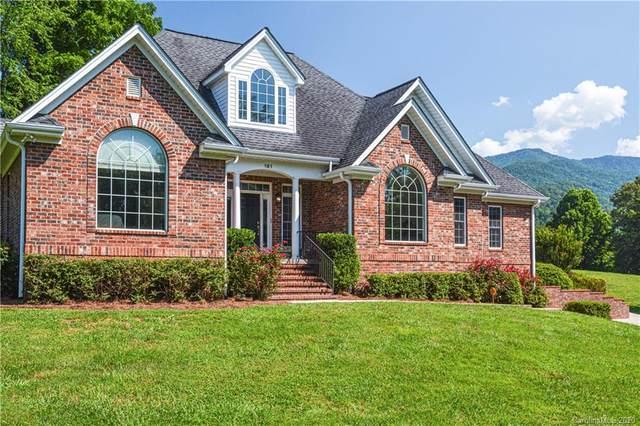 181 Sunshine Acres Road, Sylva, NC 28779 (#3641951) :: Stephen Cooley Real Estate Group