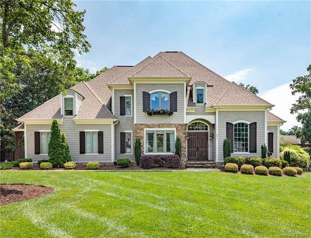 4417 Oglukian Road, Charlotte, NC 28226 (#3641959) :: High Performance Real Estate Advisors