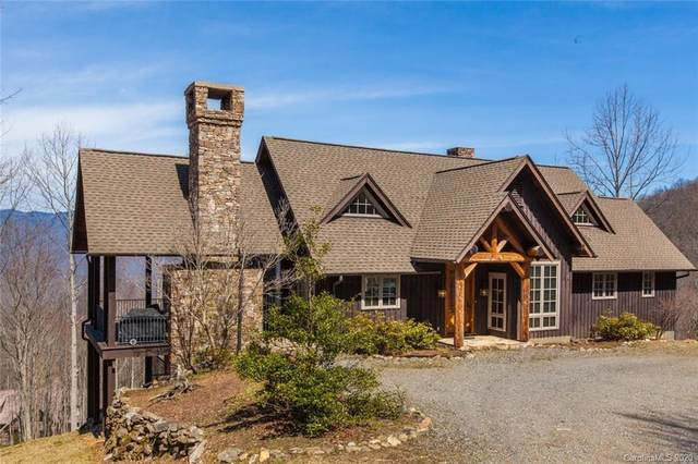 463 High Climber Way, Sylva, NC 28779 (#3641967) :: High Performance Real Estate Advisors