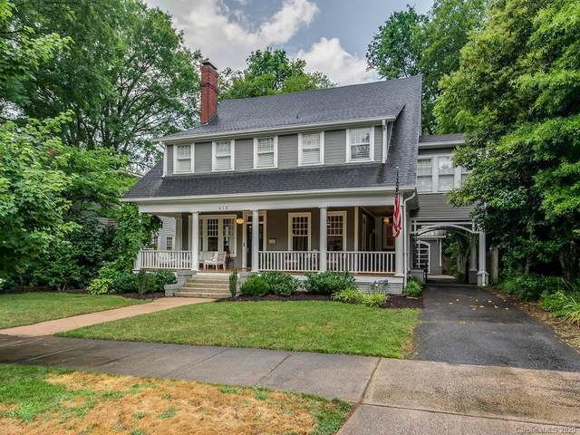 412 Kingston Avenue, Charlotte, NC 28203 (#3641995) :: Puma & Associates Realty Inc.