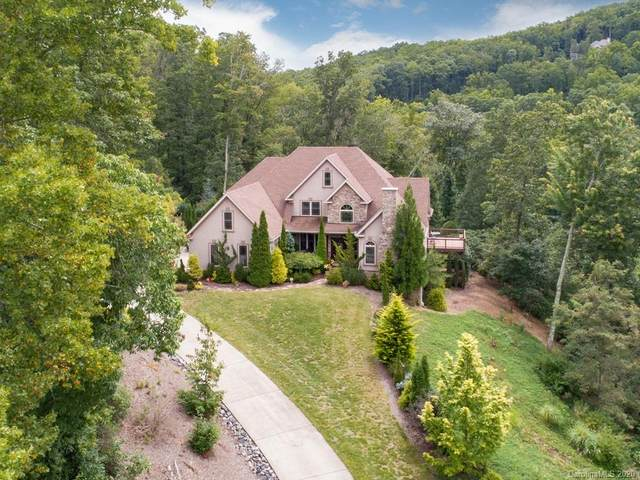 39 Crestridge Drive, Asheville, NC 28803 (#3642017) :: High Performance Real Estate Advisors