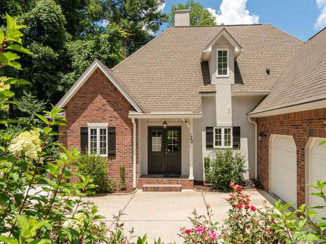 120 Carriage Spring Way, Hendersonville, NC 28791 (#3642072) :: Carlyle Properties