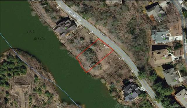128 Narrows Run Loop #9, Hendersonville, NC 28791 (#3642214) :: Caulder Realty and Land Co.