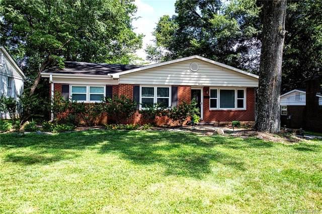 5413 Gwynne Avenue, Charlotte, NC 28205 (#3642267) :: Johnson Property Group - Keller Williams