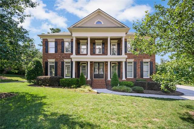 11119 Highcrest Drive, Huntersville, NC 28078 (#3642278) :: High Performance Real Estate Advisors