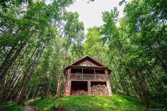 520 Alleghany Spur Road, Traphill, NC 28685 (#3642328) :: LePage Johnson Realty Group, LLC