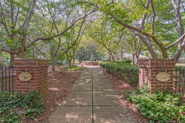 18710 Oakhurst Boulevard 2H, Cornelius, NC 28031 (#3642344) :: LePage Johnson Realty Group, LLC