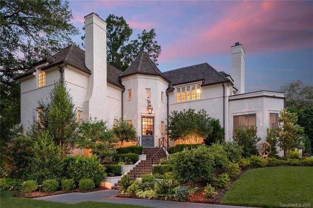 1001 Colville Road, Charlotte, NC 28207 (#3642380) :: Carlyle Properties