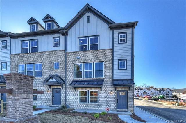 429 Grey Reagan Trail #12, Charlotte, NC 28211 (#3642414) :: Carver Pressley, REALTORS®