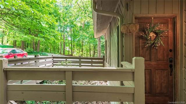 305 Piney Mountain Drive A2, Asheville, NC 28805 (#3642420) :: Rinehart Realty