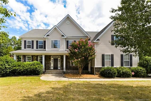 10801 Stone Bunker Drive, Mint Hill, NC 28227 (#3642457) :: Robert Greene Real Estate, Inc.